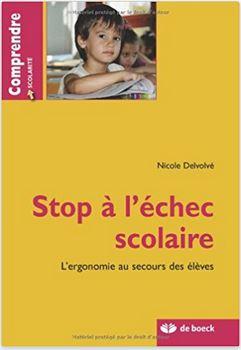 Stop à l'échec scolaire